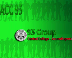 93 Group of Anuradhapura Central College